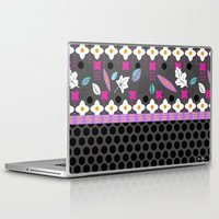 cara Laptop & iPad Skins featuring Cara by Julia Minasian