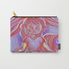 Mystical H A I R Lady Carry-All Pouch