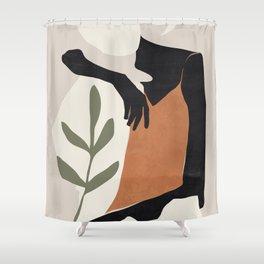 Abstract Art 42 Shower Curtain