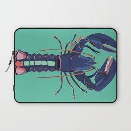 Blue Lobster Laptop Sleeve