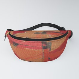Indigenous Peoples in Brazil Fanny Pack