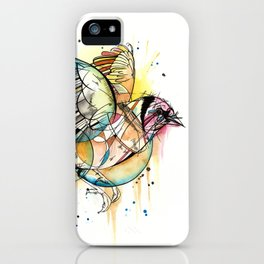 European Goldfinch  iPhone Case