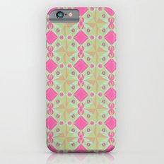 Spring Garden Pattern iPhone 6s Slim Case