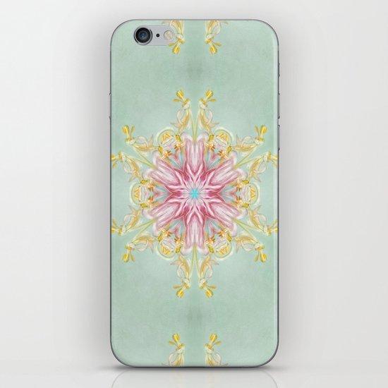 aging beauty (pattern/pillow) iPhone & iPod Skin