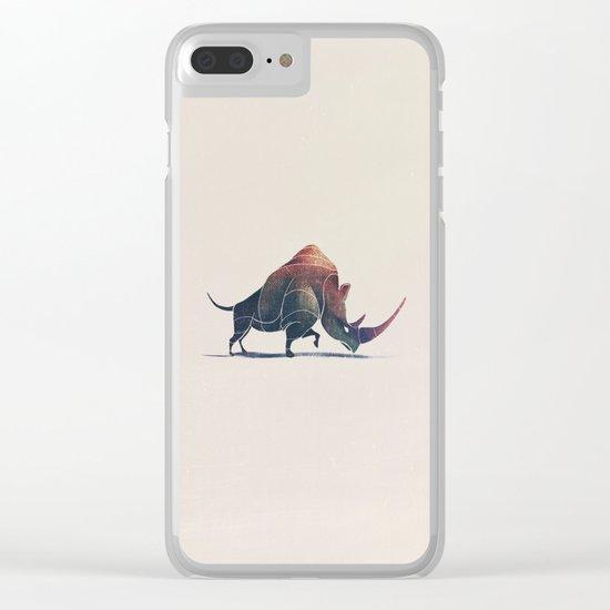 RHINO Clear iPhone Case