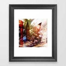London Bound Framed Art Print