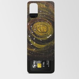 My Galaxy (Mural, No. 10) Android Card Case