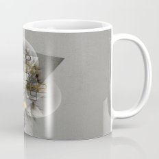 Keep calm and breathe deeply Mug
