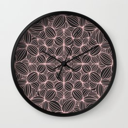 Bubblegum dream Wall Clock