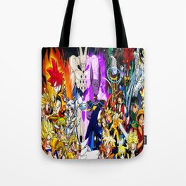 anime all Tote Bag