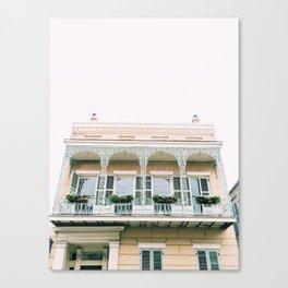 Vieux Carré New Orleans Canvas Print
