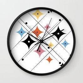 Vintage BW 02 Wall Clock