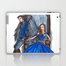 The High Lord and High Lady of the Night Court Laptop & iPad Skin