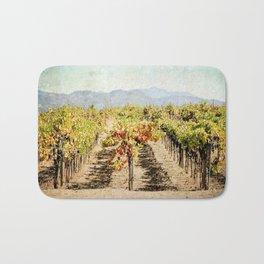 The Vineyard Bath Mat