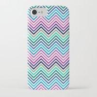 herringbone iPhone & iPod Cases featuring Herringbone by Adikt