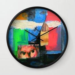 A Thriller Wall Clock