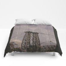 Buddha Bridge Comforters