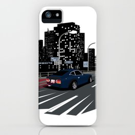 Wangan Z iPhone Case