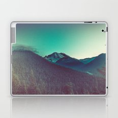Mt. Olympus in Olympic National Park Laptop & iPad Skin