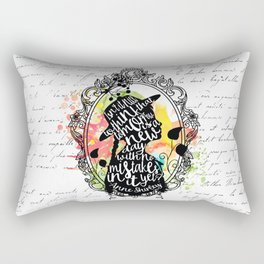 Anne Shirley - Tomorrow Rectangular Pillow