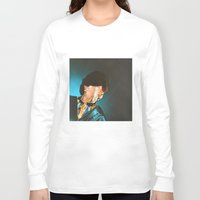 the shining Long Sleeve T-shirts featuring Shining by Djuno Tomsni