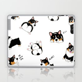 Tri Cute as Hecc Laptop & iPad Skin