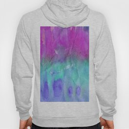 Crumpled Paper Textures Colorful P 440 Hoody