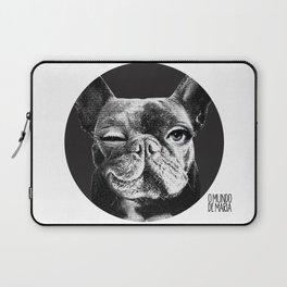 FRENCH BULLDOG FORNASETTI BLINK Laptop Sleeve