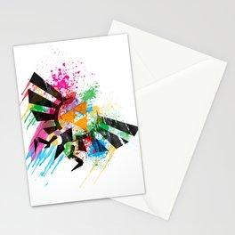 Hylian Pain Splatter Stationery Cards