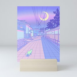 Kyoto Nights Mini Art Print
