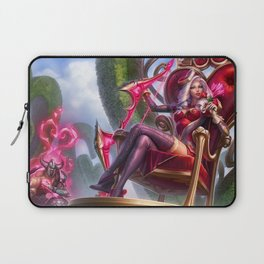 Heartseeker Ashe League of Legends Laptop Sleeve