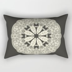 Mandala 3 Rectangular Pillow