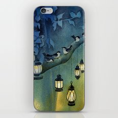 Snow Birds iPhone & iPod Skin