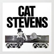 Cat Stevens Art Print