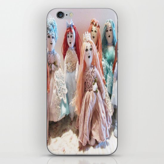 Always a Princess iPhone & iPod Skin