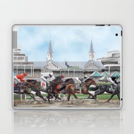 Churchill Downs Laptop & iPad Skin