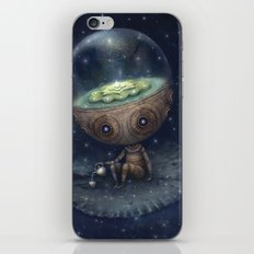Zen Bot iPhone & iPod Skin