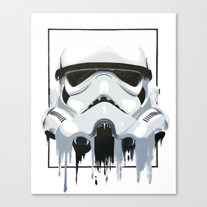 General Stormscout 3 Canvas Print