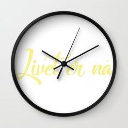 SKAM - Isak Valtersen - Livet er nå//Life is now Wall Clock
