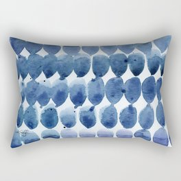 Color Jewels No 12 by Kathy morton Stanion Rectangular Pillow