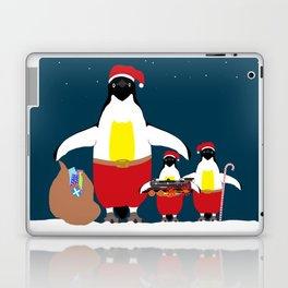 Santa's Little Helpers Laptop & iPad Skin