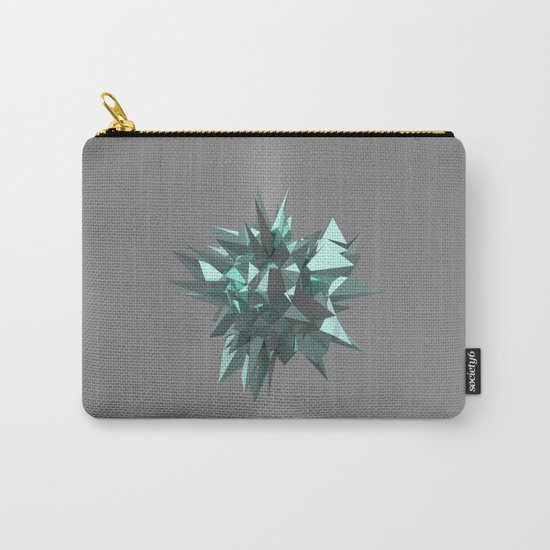 Sphere of shards I Carry-All Pouch