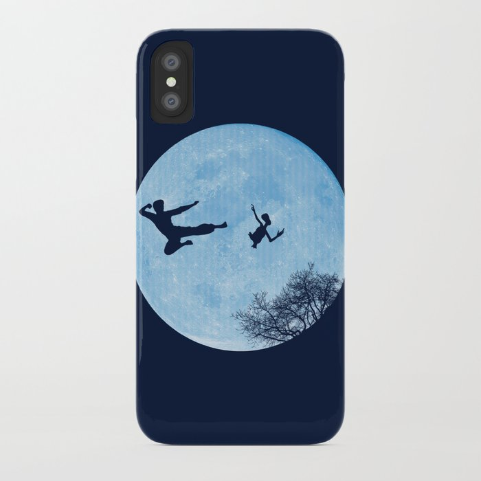 Go Big or Phone Home iPhone Case