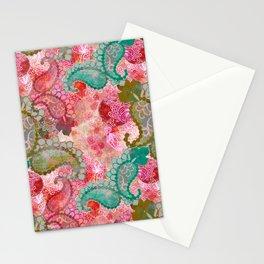Boho Flair Stationery Cards