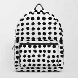Painted Polka Backpack
