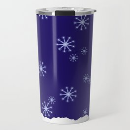 A Winter's tale Travel Mug