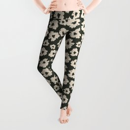 Camofloral Green Leggings