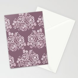 Seal of Roses Stationery Cards