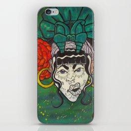 DiaDeLosRosas iPhone Skin