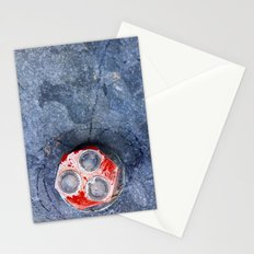Four Circles Stationery Cards